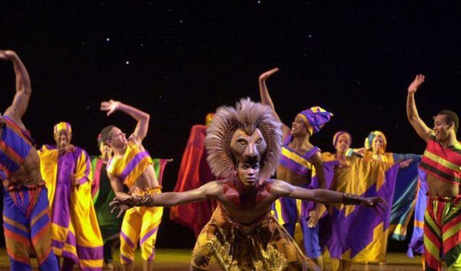Das Musical Der König der Löwen gehört zu Deutschlands beliebtesten Musikshows. (Foto)