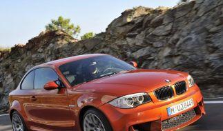 Das neue 1er M Coupé von BMW kommt im Mai (Foto)