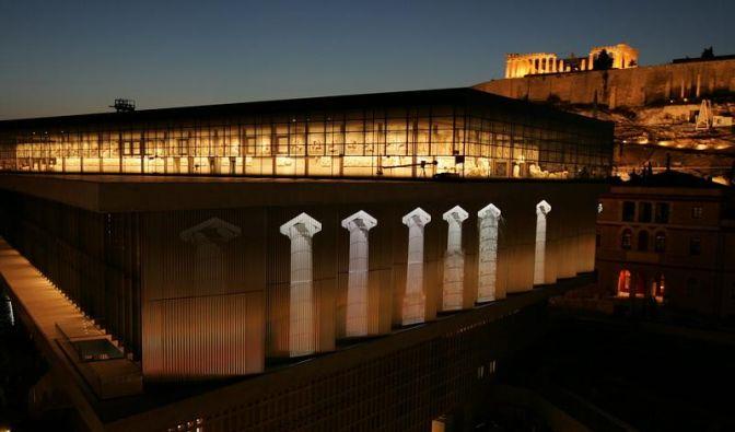 Das neue Museum hat 130 Millionen Euro gekostet. (Foto)