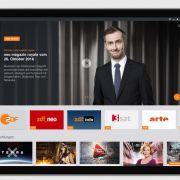 Das Online-Angebot der ZDF Mediathek ist auch via Smartphone und Tablet abrufbar.