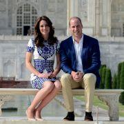 Das Paar gönnte sich im April 2016 auf seiner großen Asien-Rundreise ein paar Tage ohne die Kinder.