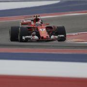 Hamilton siegt vor Vettel beim Formel-1-Rennen in Austin (Foto)