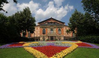 Das Richard Wagner Festspielhaus. (Foto)