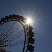 Das Riesenrad auf dem Oktoberfest: ein ganz besonderes Erlebnis.