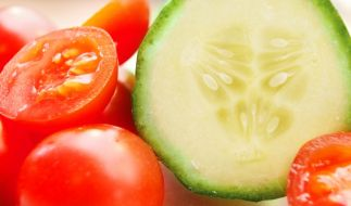 Das RKI warnt vor Tomaten und Salatgurken (Foto)