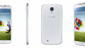 Das neue Samsung Galaxy 4 soll ein Begleiter fürs Leben werden. (Foto)