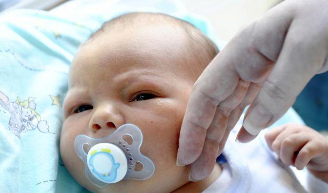 Das Schütteltrauma bei Kleinkindern ist eine der häufigsten Formen von Misshandlung - und eine der gefährlichsten. (Foto)