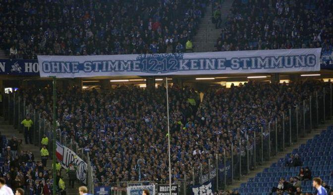 Das Schweigen der Fans hat nichts genützt: Die Fußballvereine stehen zum neuen Sicherheitskonzept. (Foto)