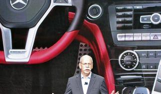 Das Smartphone als Hirn des intelligenten Autos (Foto)