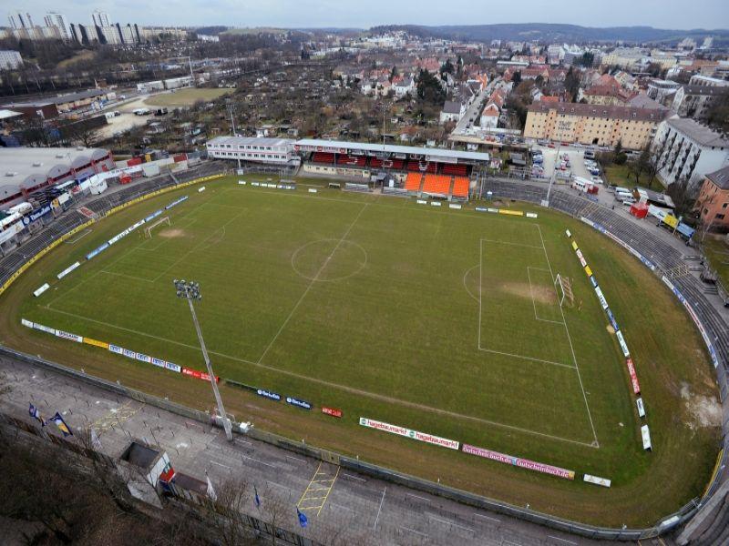 Ssv Jahn Regensburg Stadion