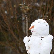 Das Wetter im November 2017 schwankt zwischen eisiger Kälte und Schnee sowie frühlingshaften Temperaturen und Sonnenwetter.