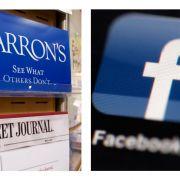 Das Wirtschaftsmagazin Barron's prophezeit Facebook weitere Kursabstürze.