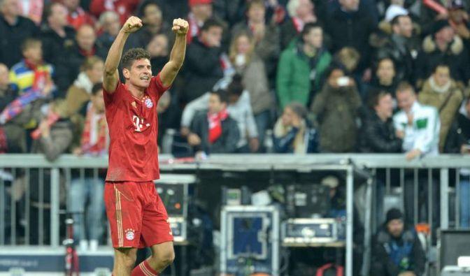 Das Ziel «Finale dahoam» verleiht Bayern Flügel (Foto)