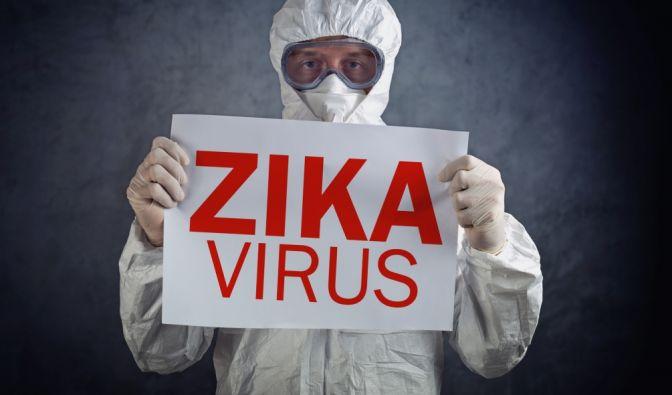 Das Zika-Virus ist vor allem für Schwangere gefährlich. (Foto)