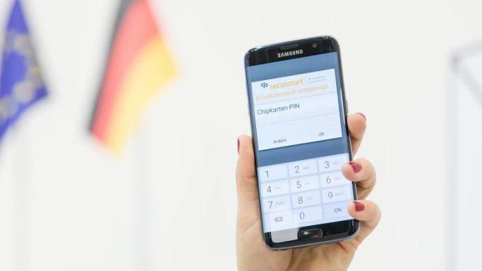 Datensicherung Samsung