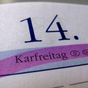 Partys nun auch an Karfreitag erlaubt (Foto)