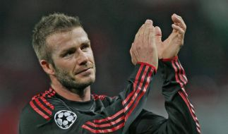 David Beckham (Foto)