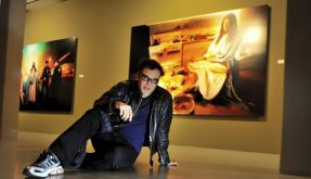 David LaChapelle in Hannover (Foto)