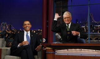 David Letterman (Foto)
