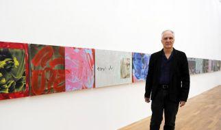 David Reeds Werkübersicht im Bonner Kunstmuseum (Foto)