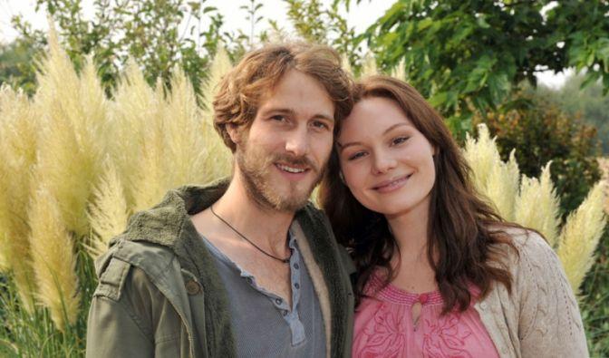 David Rott und Rosalie Thomass (Foto)
