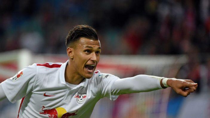 Davie Selke könnte am Samstag gegen seinen Ex-Verein Werder Bremen spielen.