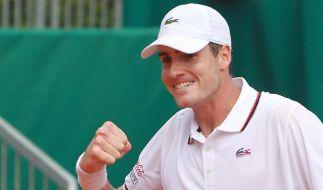 Davis Cup: Spanien vor Halbfinal-Einzug (Foto)