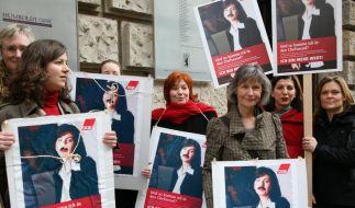 DAX-Firmen verpflichten sich zu Frauenförderung (Foto)