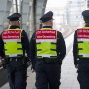 DB-Sicherheitsmann schlug Betrunkenen bewusstlos (Foto)