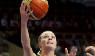 DBB-Damen feiern zweiten Sieg in EM-Qualifikation (Foto)