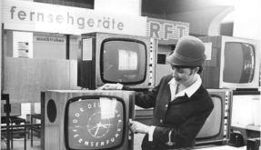 DDR-Fernseher von RFT (