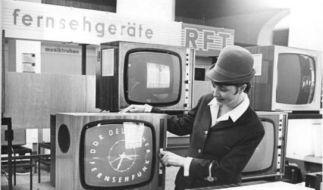 DDR-Fernseher von RFT (Foto)