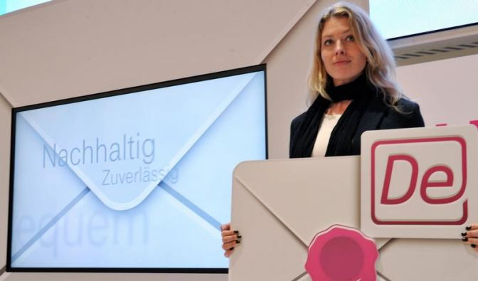 De-Mail-Angebot der Telekom startet im September (Foto)