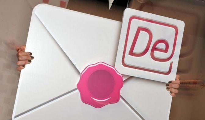 De-Mail soll Papierbrief im Geschäftsverkehr ablösen (Foto)