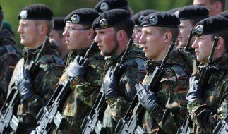 De Maizière präsentiert Pläne für Bundeswehrreform (Foto)