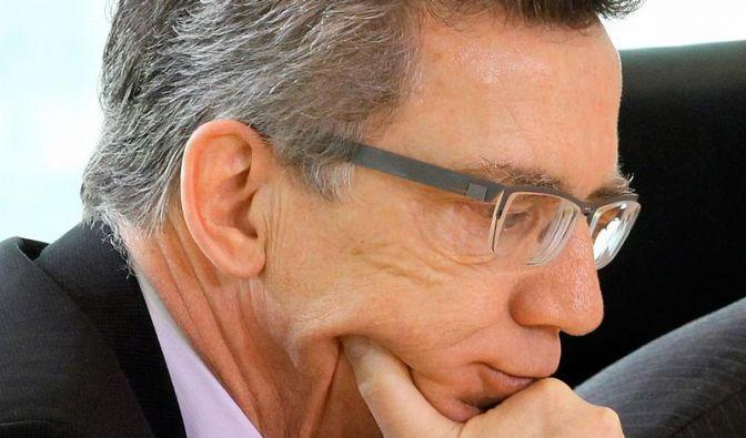 De Maizière soll Verteidigungsminister werden (Foto)