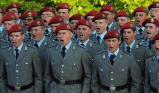 De Maizière startet zweiten Teil der Wehrreform (Foto)