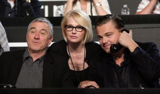 De Niro, Barkin, DiCaprio (Foto)