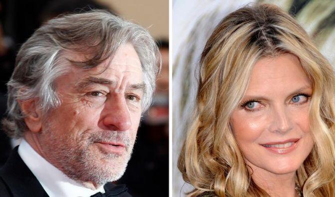 De Niro und Pfeiffer drehen Gangsterfilm in Frankreich (Foto)