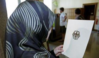 Debatte über Zuwanderung ausländischer Fachkräfte (Foto)
