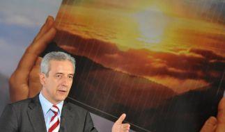 Debatte um Solarförderung spitzt sich zu (Foto)