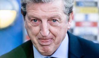 Debüt von England-Coach Hodgson geglückt (Foto)