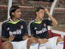 Debüt von Khedira und Özil (Foto)