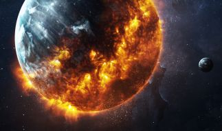 Dem Astronom David Meade zufolge steht der Weltuntergang am 4. Oktober 2017 bevor. (Foto)