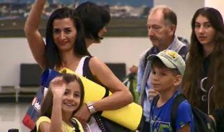 Demi wagt, gemeinsam mit ihren Kindern, den größten Schritt ihres Lebens. Sie zieht es in die USA - zu einem Mann, den sie kaum kennt. (Foto)