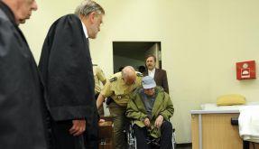Demjanjuk zu fünf Jahren Haft verurteilt (Foto)