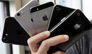 Demnächst auch für Zeitreisen zu benutzen: das iPhone. (Foto)