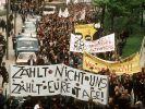 Demo in Berlin (Foto)
