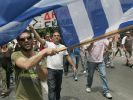 Demonstrationen in Athen (Foto)