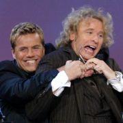Den ersten gemeinsamen Arbeitstag für Das Supertalent 2012 haben Dieter Bohlen und Thomas Gottschalk erfolgreich hinter sich gebracht.